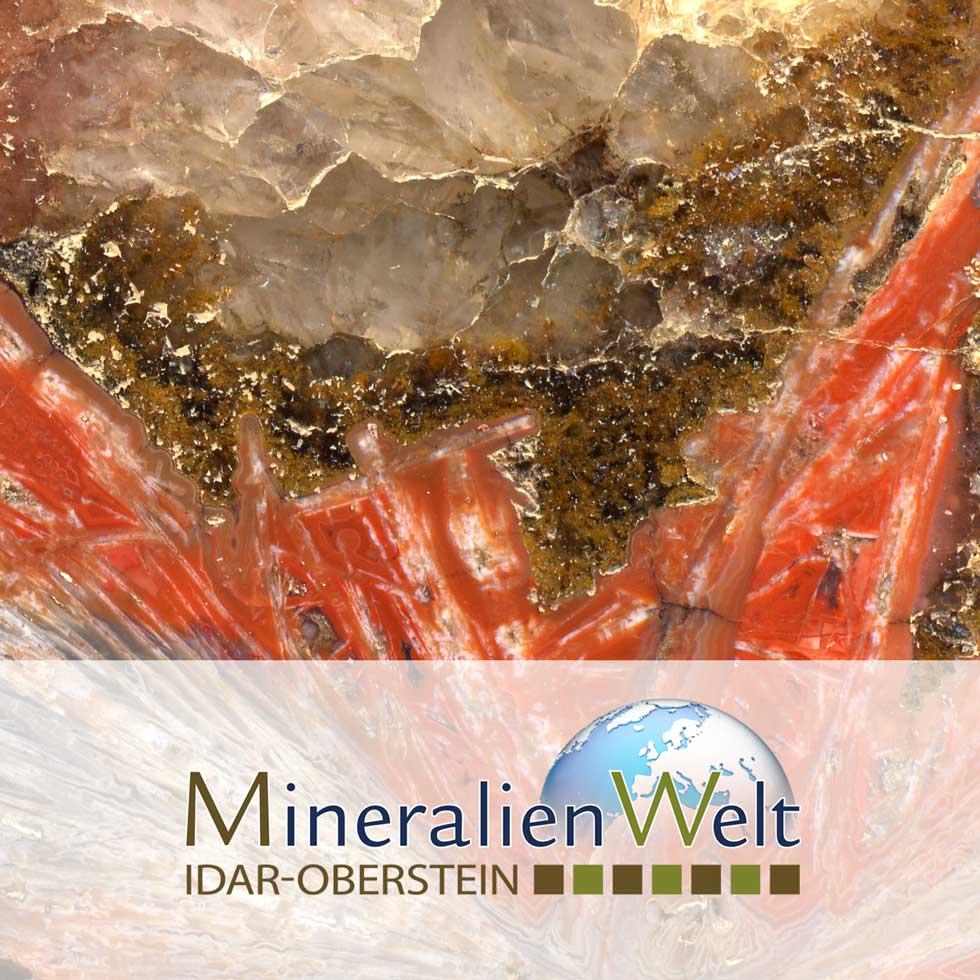 9. Mineralienwelt – Idar-Oberstein 26. & 27. Mai 2018