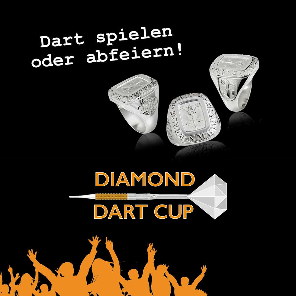 Diamond Dart Cup