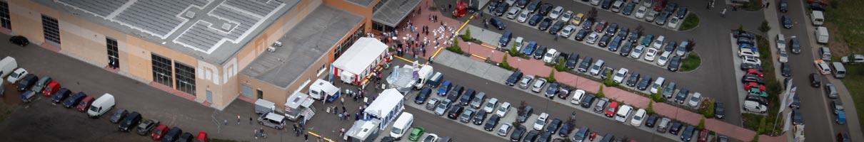 Messehalle - Messe Idar-Oberstein