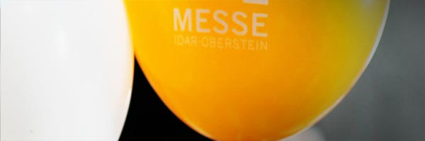 Messe Idar-Oberstein - Luftballons