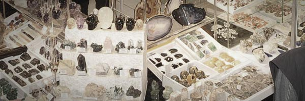 Mineralienwelt - Aussteller