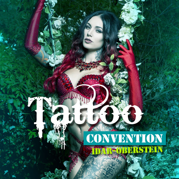 Tattoo Convention Idar Oberstein – Foto © Cervena Fox