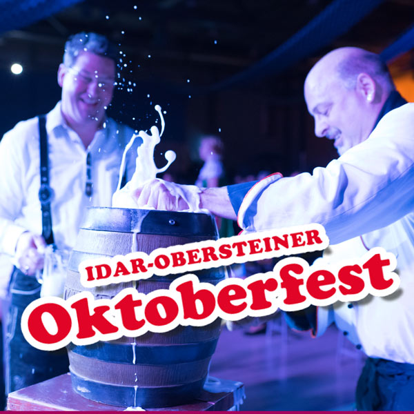 7. Oktoberfest – Idar-Oberstein – 13. Okt. 2018