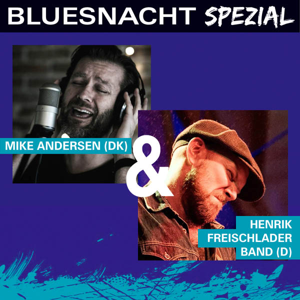 Bluesnacht Spezial – 11.11.2017, ab 20:00 Uhr