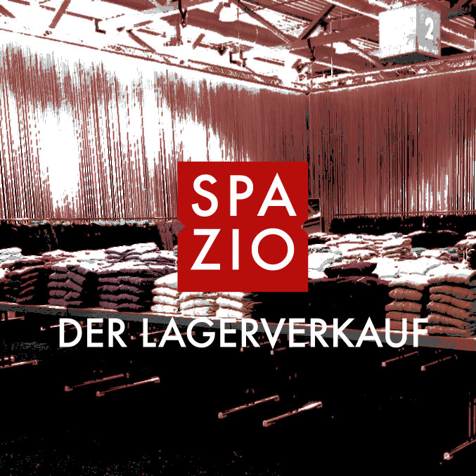 Spazio – Der Lagerverkauf – 13. – 15.12.17