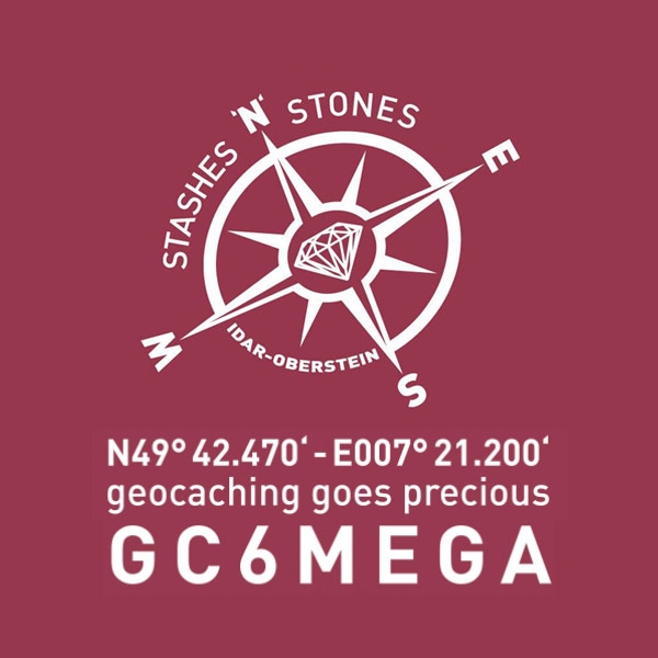 Stashes 'n' Stones – Geocachingevent 11. – 13. Mai 2018