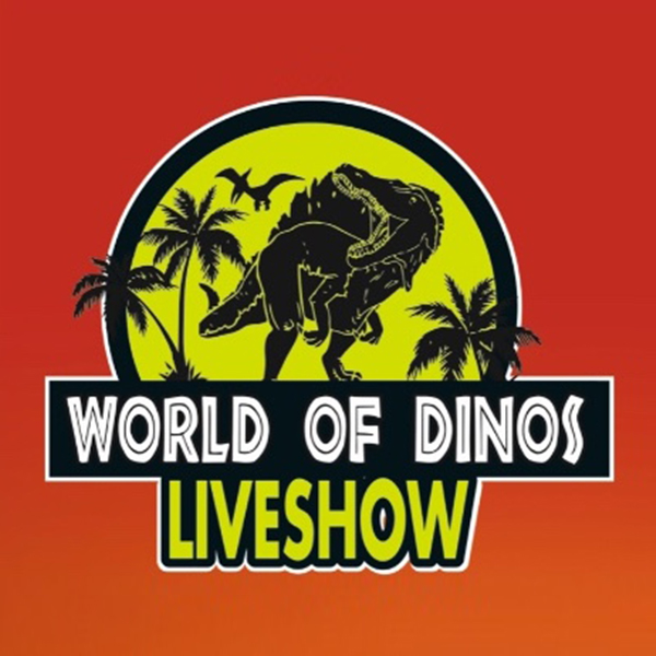 World of Dinos – Sonntag, 10.März 2019