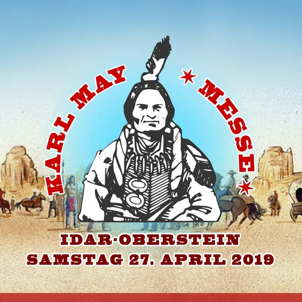 Karl-May-Messe - 27. April 2019